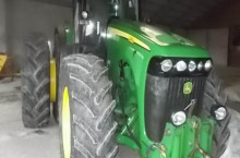 John-Deere 8520 PowerShift