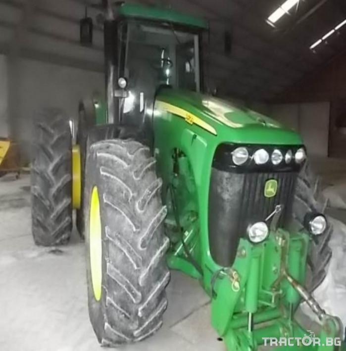 Трактори John-Deere 8520 PowerShift 0 - Трактор БГ