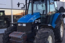 New-Holland TS 100