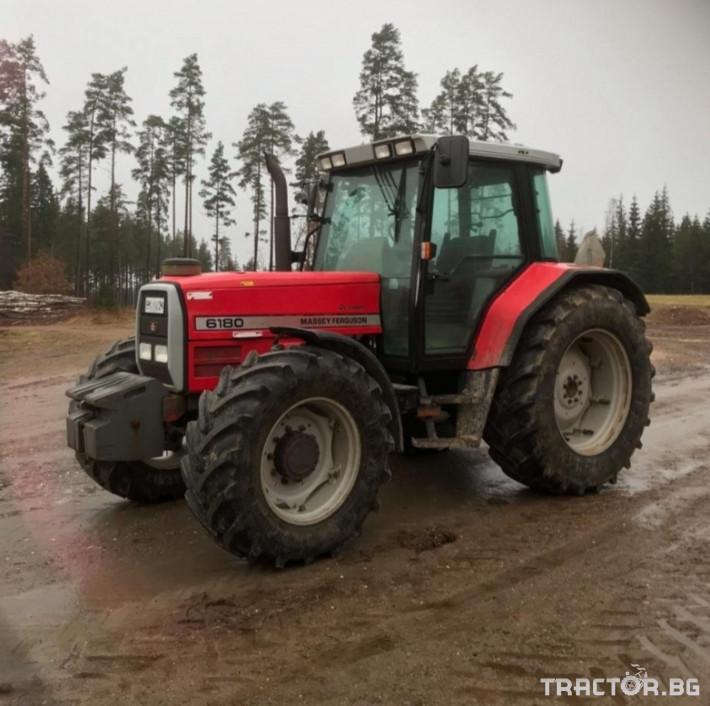 Трактори Massey Ferguson MF 6180 0 - Трактор БГ
