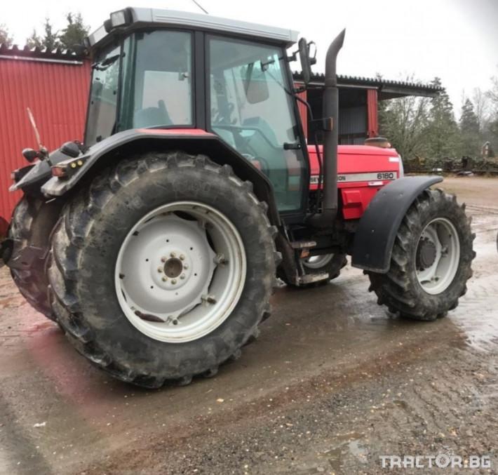 Трактори Massey Ferguson MF 6180 1 - Трактор БГ