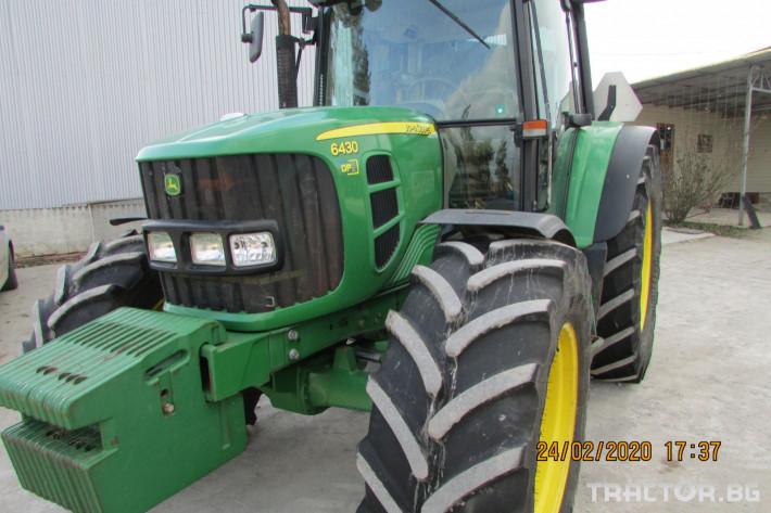 Трактори John-Deere 6430 НАЛИЧЕН 0 - Трактор БГ