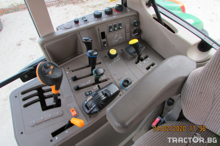 Трактори John-Deere 6430 НАЛИЧЕН 4 - Трактор БГ