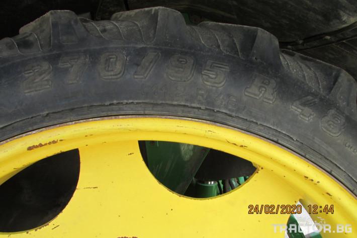 Трактори John-Deere 6430 НАЛИЧЕН 9 - Трактор БГ