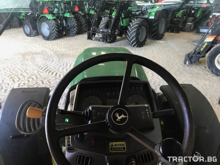 Трактори John-Deere 6820 2 - Трактор БГ