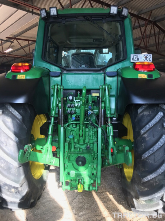 Трактори John-Deere 6820 3 - Трактор БГ