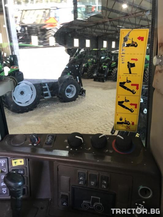 Трактори John-Deere 6820 4 - Трактор БГ