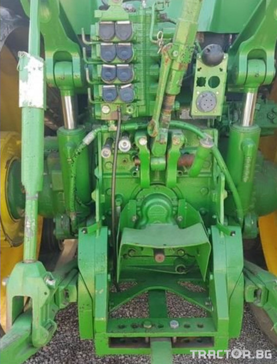 Трактори John-Deere 8320 T 1 - Трактор БГ