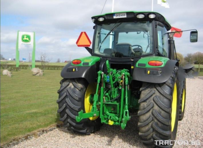 Трактори John-Deere 6105R  AQEco 2 - Трактор БГ