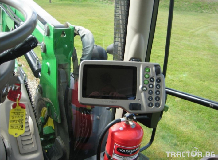 Трактори John-Deere 6105R  AQEco 3 - Трактор БГ