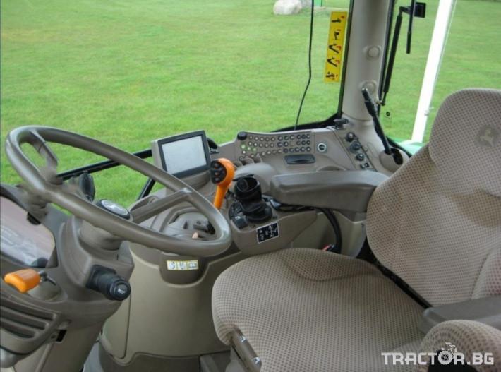 Трактори John-Deere 6105R  AQEco 4 - Трактор БГ