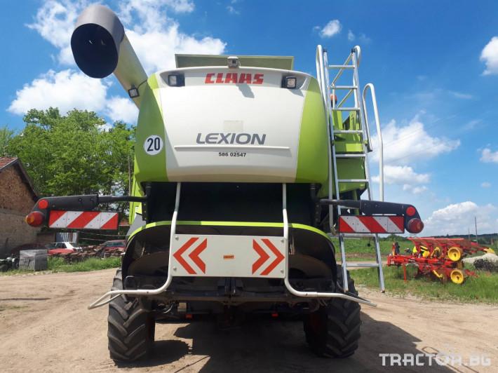 Комбайни Claas Lexion 580 TT НАЛИЧЕН 4 - Трактор БГ