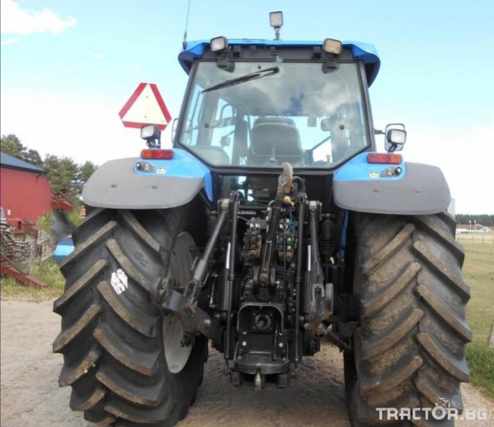 Трактори New-Holland TM 190 2 - Трактор БГ