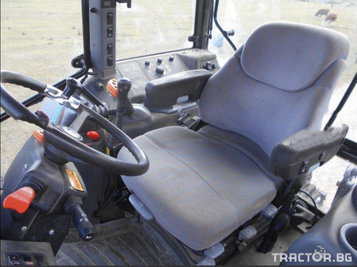 Трактори New-Holland TM 190 5 - Трактор БГ