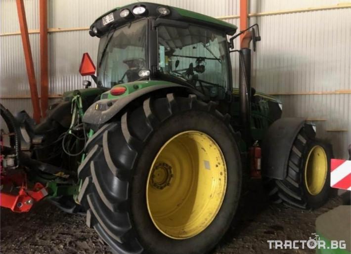 Трактори John-Deere 6140R AQ ECO SHIFT 1 - Трактор БГ