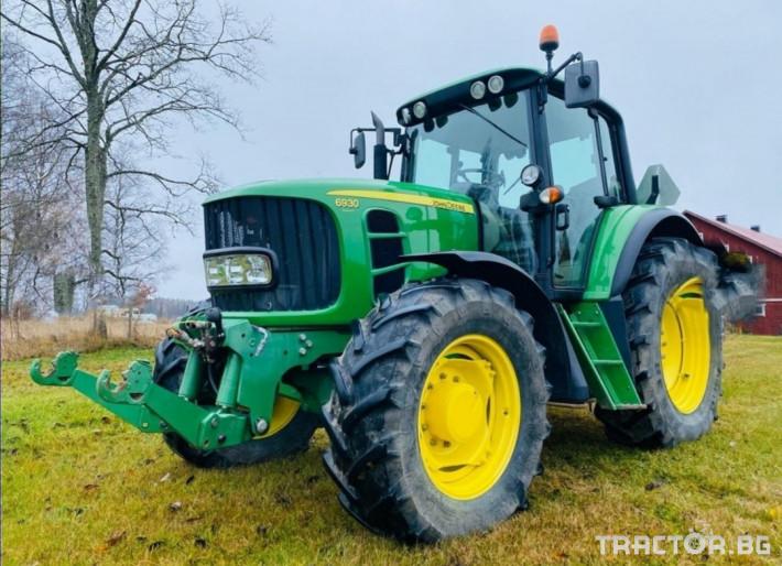 Трактори John-Deere 6930 Premium 0 - Трактор БГ