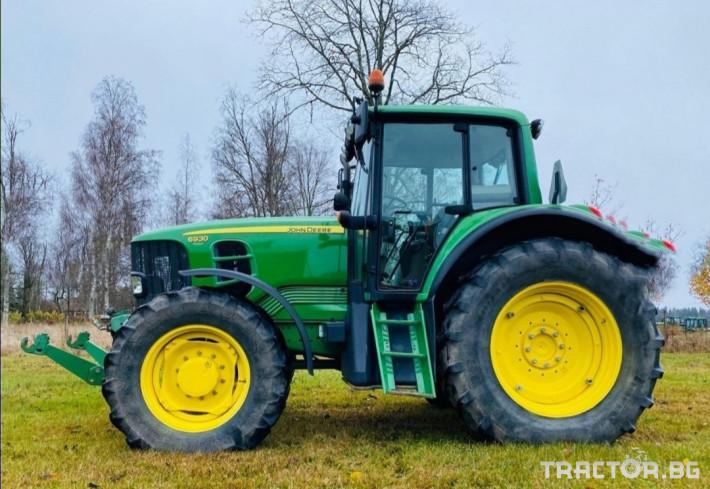 Трактори John-Deere 6930 Premium 1 - Трактор БГ