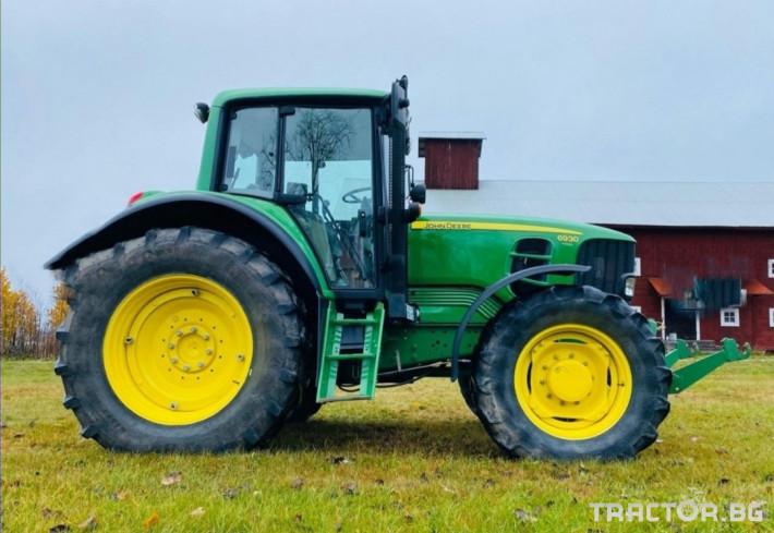 Трактори John-Deere 6930 Premium 2 - Трактор БГ