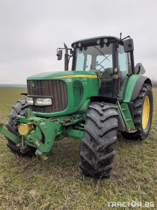Трактори John-Deere 6920 НАЛИЧЕН 0 - Трактор БГ