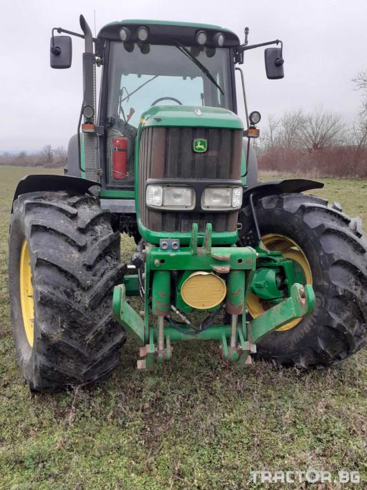 Трактори John-Deere 6920 НАЛИЧЕН 3 - Трактор БГ
