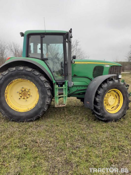 Трактори John-Deere 6920 НАЛИЧЕН 4 - Трактор БГ