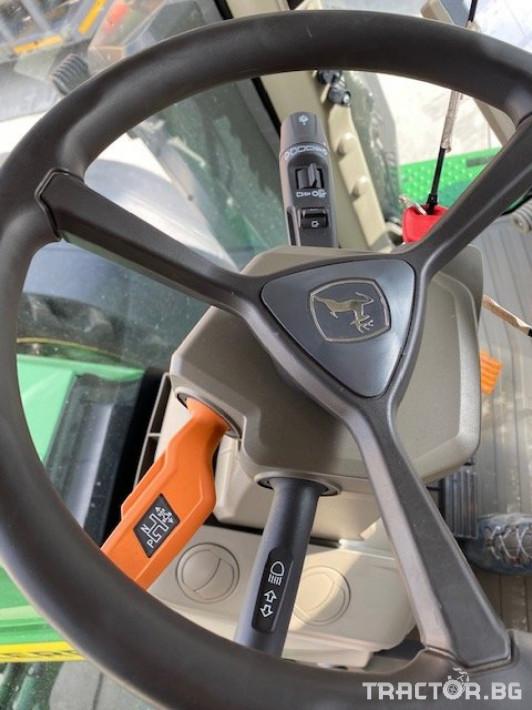 Трактори John-Deere 8R 410 E23 Power Shift 1 - Трактор БГ