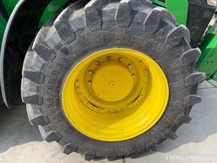 Трактори John-Deere 8R 410 E23 Power Shift 2 - Трактор БГ