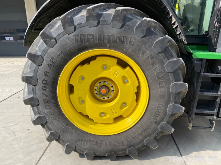 Трактори John-Deere 8R 410 E23 Power Shift 4 - Трактор БГ