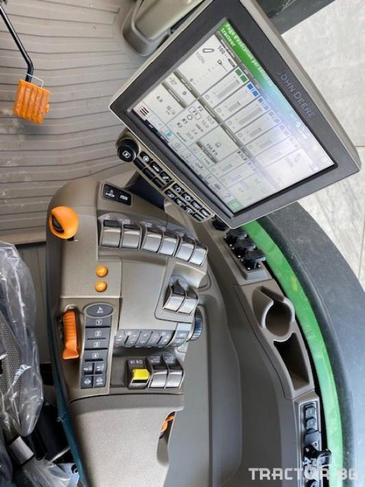 Трактори John-Deere 8R 410 E23 Power Shift 5 - Трактор БГ