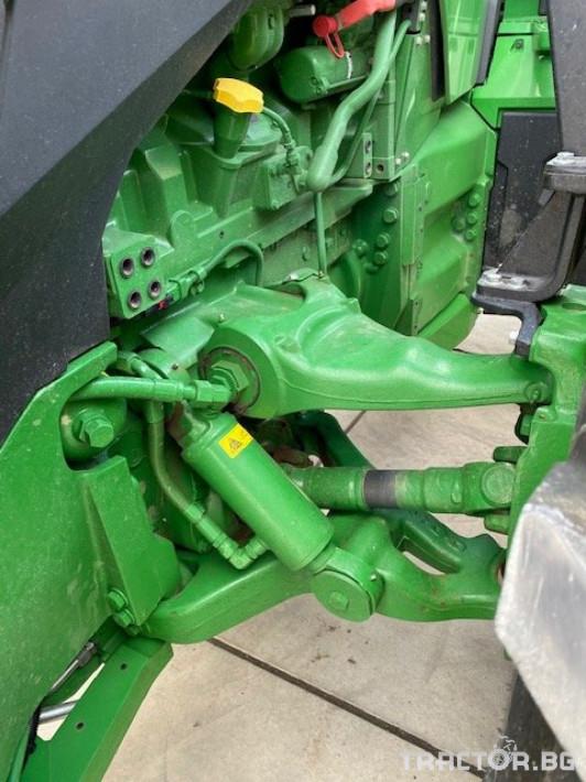 Трактори John-Deere 8R 410 E23 Power Shift 8 - Трактор БГ