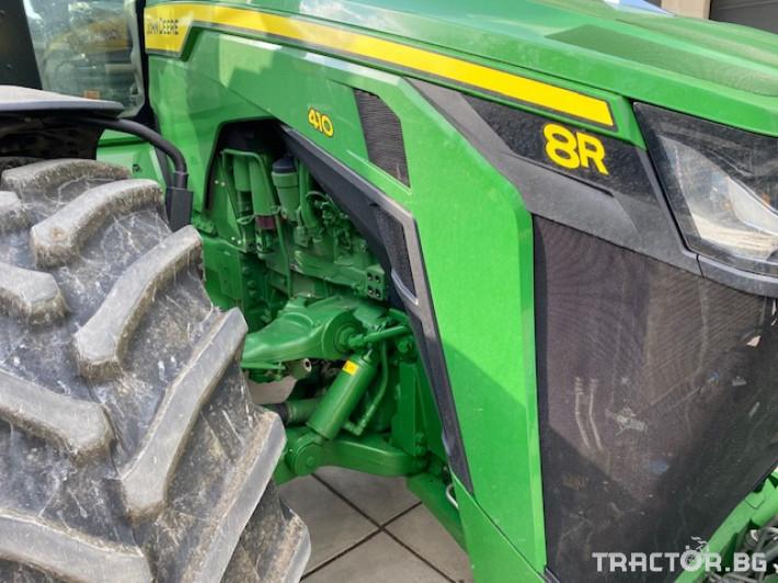 Трактори John-Deere 8R 410 E23 Power Shift 9 - Трактор БГ