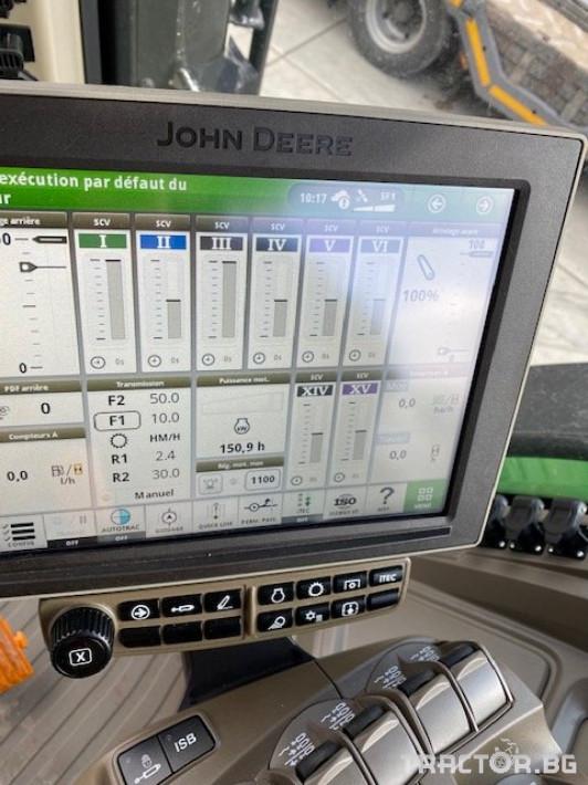 Трактори John-Deere 8R 410 E23 Power Shift 10 - Трактор БГ
