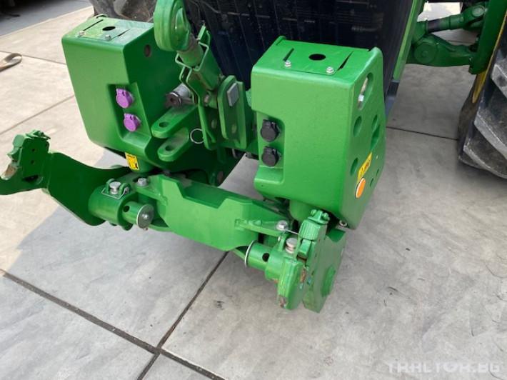 Трактори John-Deere 8R 410 E23 Power Shift 11 - Трактор БГ