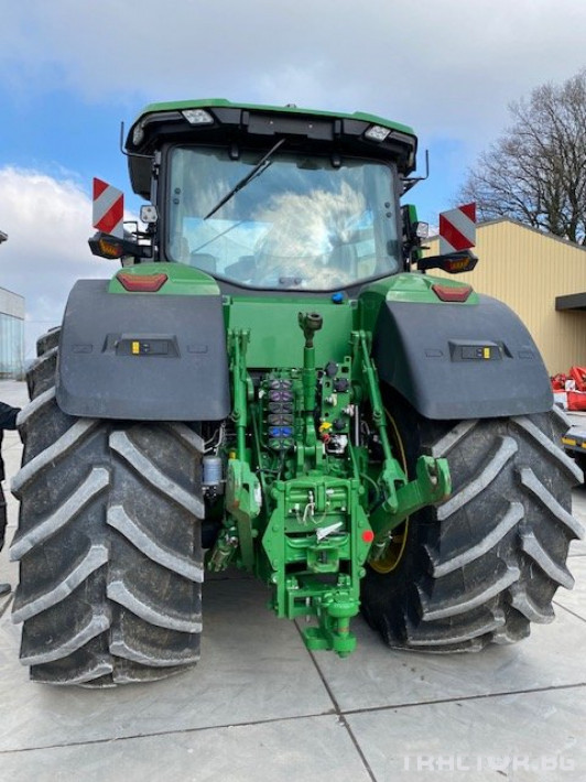 Трактори John-Deere 8R 410 E23 Power Shift 13 - Трактор БГ